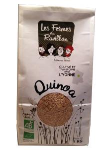 Quinoa bio Yonne